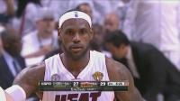 NBA-詹姆斯37分12板天神下凡,熱火95-88馬刺衛冕成功 馬刺VS熱火2012-13賽季NBA總決賽第7場 33