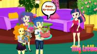 紫悦生日,阿坤会送她什么意外惊喜的礼物?小马国女孩游戏