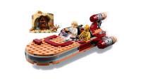 LEGO乐高积木玩具星球大战系列75271卢克·天行者的陆地飞车套装速拼