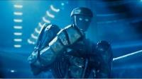 铁甲钢拳:父子俩从工厂偷回一个废旧机器人,竟然打倒了实际顶级的比赛机器