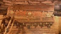 内蒙古现千年凤棺女尸,戴黄金头箍,疑是辽太祖的公主