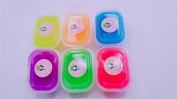 许愿彩虹梦起泡胶,超划算6大盒,颜色漂亮起泡大10倍,无硼砂