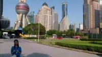 (2)宏伟壮丽的上海浦东新区景观
