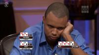 德州扑克 这个星球上打牌最好的男人又来了 这次牌却小的可怜