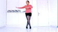 彩苒广场舞动感易学【火热的爱dl】原创时尚欢快舞