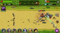魔兽守卫战:人类骑士军团登场,所有怪物都被他砍光了