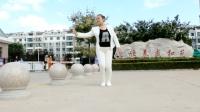 彩苒广场舞【我和2035有个约dl】最新网红热曲节奏欢快好听好看