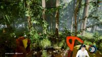 【小宇】4K画质 恐怖森林 攻略解说全集01期