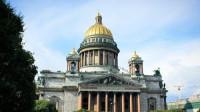 伊萨基耶夫大教堂 世界四大圆顶教堂之一 44万民工劳动40年的杰作【原创】