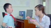 搞笑福利:《极品女士》:美女老师蹭小学生饭,不能欺负人家小胖子!-www.nbitc.com,慧之家