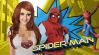 搞笑福利:蜘蛛侠:蜘蛛侠和美女的和谐旋律!-www.nbitc.com,慧之家