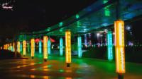 创意音乐视频《水墨兰亭》唯美夜景~让人迷醉《第170部》