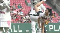 """搞笑福利:韩国女选手这开球方式真是""""花拳绣腿"""",一套动作下来,太搞笑了吧!-www.nbitc.com,慧之家"""