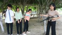 搞笑福利:师生玩吃鸡,没想学生为满足老师吃鸡竟一雷灭团,太搞笑了-www.nbitc.com,慧之家