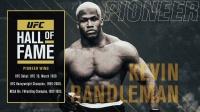 【UFC名人堂】温情的野兽,永远的先驱:凯文-兰德曼