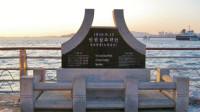 月尾岛绿滩文化街 仁川登陆原址 昔日炮声隆隆现在什么样了 【原创】