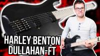 Harley Benton Headless Dullahan