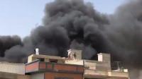 巴基斯坦载近百人客机坠毁居民区 机上有99名乘客