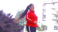 彩苒广场舞【逞强】原创最新火爆热曲活力健身操附背面阿祥版