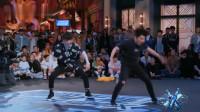 这!就是街舞:易烊千玺挑战三分钟快速编舞,三段齐舞燃炸全场!
