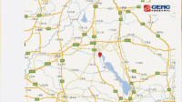 山东济宁市微山县发生3.1级地震,震源深度12千米