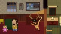 【湖边小屋】圣诞关卡丨绿帽大叔遭遇妖艳驯鹿!