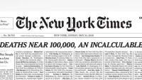 美近10万人死亡!《纽约时报》列千名死者生前信息:他们曾是我们