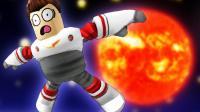 【Roblox飞船建造】开拓原始星球! 升级飞船开启异星战场! 小格解说 乐高小游戏