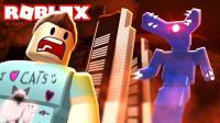 【Roblox哥斯拉模拟器】超级哥斯拉出击! 哥斯拉终极战役! 小格解说 乐高小游戏