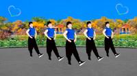 益馨广场舞《花都开了你来不来》一首热曲一支舞,时尚动感踩踩步,附教学