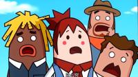 搞笑吃鸡动画:马可波你确定要落地刚枪做最强王者吗?看看你的身后