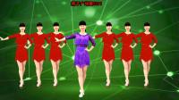 2020最新恰恰广场舞《相思的夜》简单几步,跳出不一样的韵味