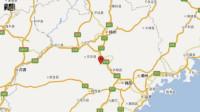 广东梅州市丰顺县发生2.9级地震 震源深度6千米