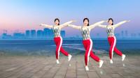 每天跳几遍减肥健身操《冷风摇》腰细了,肩不痛了,瘦10多斤