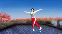 网红跳的《美背提胸健身操》减去肚子,大腿多余赘肉,太火