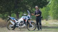 《宏義的摩托》本田非洲双缸1100,新大法怎么样?