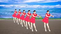 广场舞《一晃就老了》简单32步,大大方方更欢乐,一起来跳吧