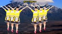 纳西民族风广场舞《纳西欢歌》舞出健康,舞出快乐