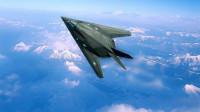 美国重启过气隐身战机,出现在洛杉矶上空!专家:提升反隐身实力