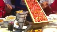 山东聊城大哥:火锅店的套路深,看起来有很多肉,实际上吃两口就没了