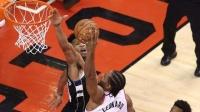 【NBA精华】手大臂长就是可以为所欲为!伦纳德本赛季那些隔扣
