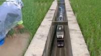 火车还能出现在这,江苏列车长的技术太牛了!