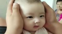 浙江温州宝宝:5个月会叫爸爸,可爱不爸爸真是百听不厌啊