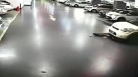 """北京:女司机停车竟把自己碾压在轮下,回看监控家人瞬间""""痛不欲生"""""""