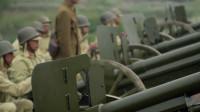 一剑横空:日军备好了大炮,誓要拿下龙家集,装备太好了