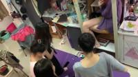 广东佛山市小哥:三个女人一台戏,五个妹妹一部剧。开眼界了 !