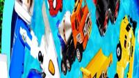 儿童趣味玩具乐园:装载机、旅游巴士、吊车、公交车、压路机、赛车、翻斗车
