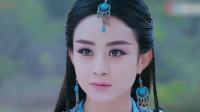 影视中女神甩鞭子名场面,赵丽颖尽显霸气,甩皮鞭救人样子太帅了