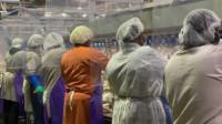 美国肉厂暴发疫情 11000人染新冠肺炎