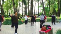 人民公园锅庄舞(54)和谐锅庄
